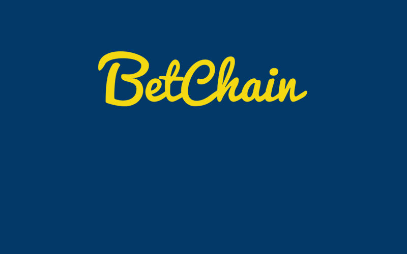 betchain bitcoin casino logo