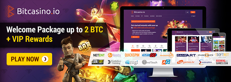 bitcoin.io bitcoin casino bonus