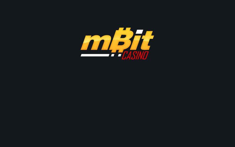 mbit bitcoin casino logo