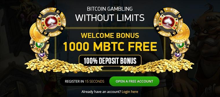 vegascasino.io bitcoin casino bonus