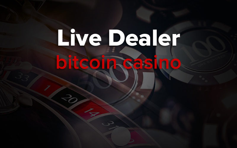Bitcoin live dealer post