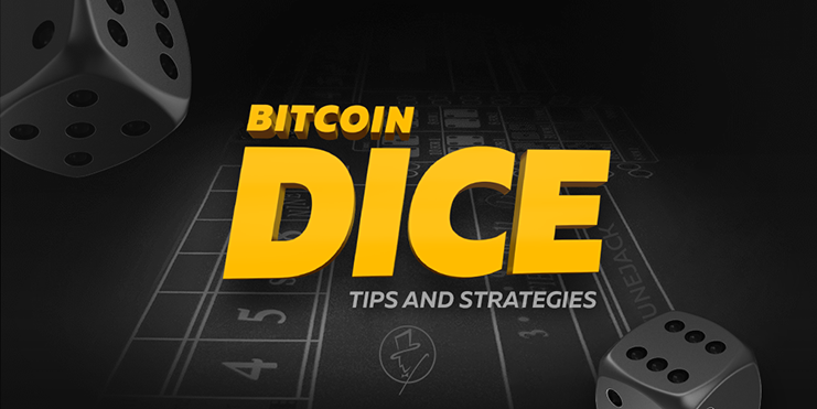 bitcoin dice game strategy