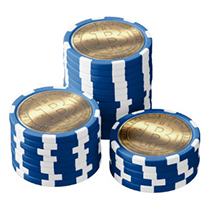 bitcoin poker game chips