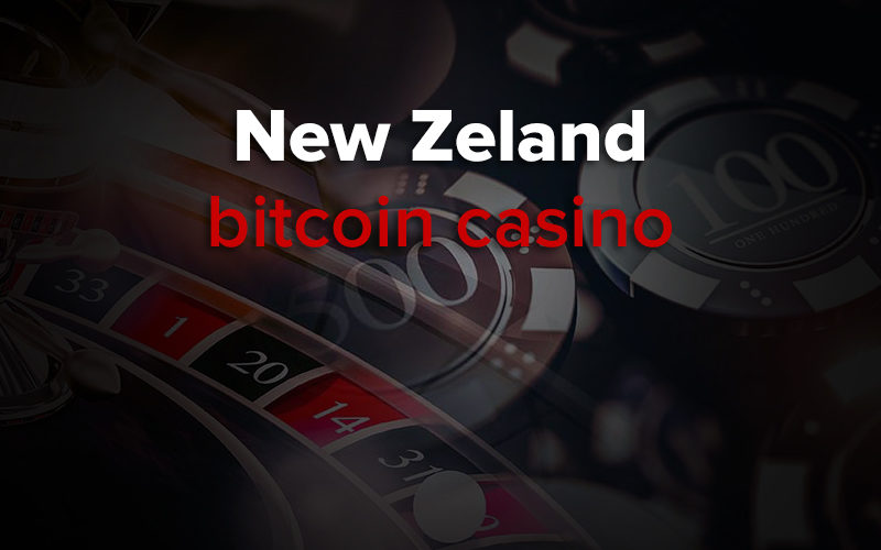Bitcoin casino New Zeland