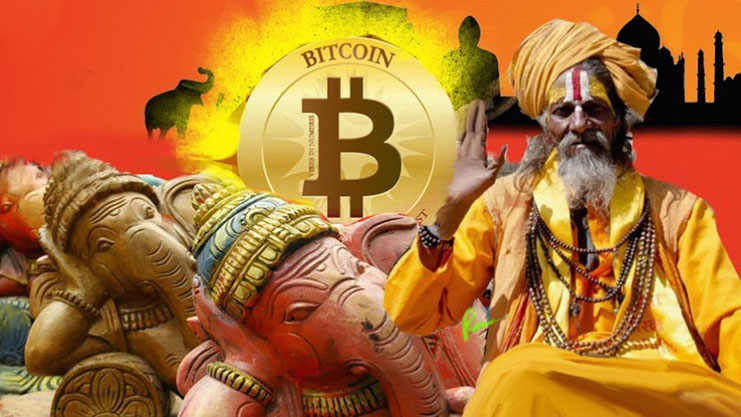 india and bitcoin