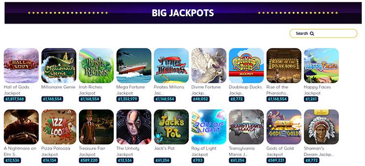 wink slots casino jackpot